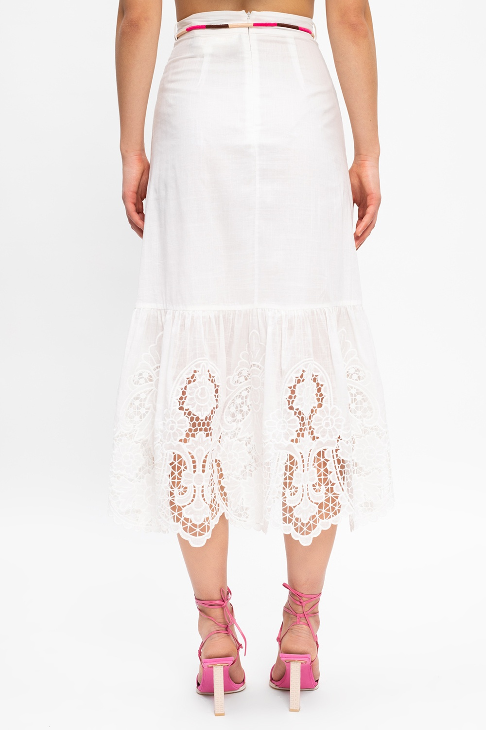 Zimmermann Skirt with decorative trims